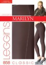 Marilyn - Leggings with cotton Classic, 120 DEN